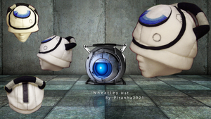 Hat - Wheatley by Piranha2021