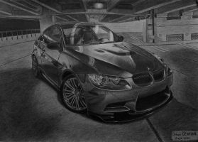BMW M3 E92 by orhano