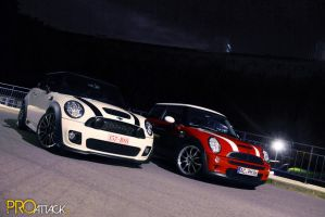 minis on tour... by PaMa05