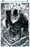 GHOST RIDER (scanned version) by grandizer05
