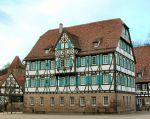 Kloster Maulbronn House by Lauren-Lee