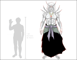 Ravana Demon Form by Arrancarfighter