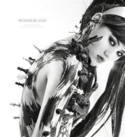 The Chess in My Wonderland by ikie