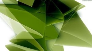 Sage Abstract by StarwaltDesign