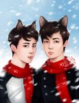 Kaisoo Kittens by ToniK9