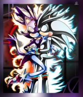 Silver and blaze by ArchiveN