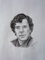 Sherlock by Amy221B