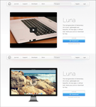elementary OS website video change (mockup) by moonwatcher2k1