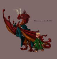 Sherlock Smaug by darkfox907
