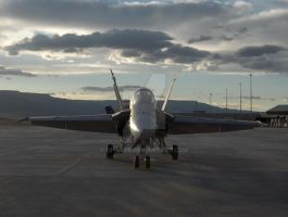 FA-18C in GJT II by Qphacs