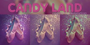 Candy Land Actions by AndreeaRosse