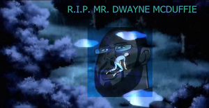 RIP DWAYNE MCDUFFIE by alienforce20