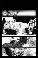 HACK/SLASH issue #24 - pag 1 by elena-casagrande