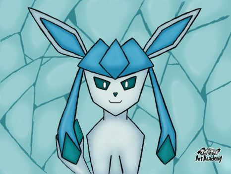 Glaceon by GuardGate