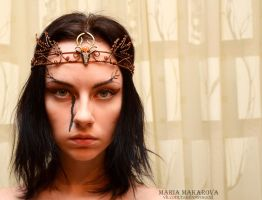 Circlet 'Baratheon' by Madormidera