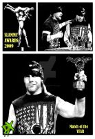 Slammy Awards 2009 DX by Patrick75020