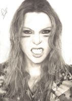Angela Gossow - Arch Enemy by Favarete