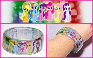 My Little Pony Bangle 4 by bapity88
