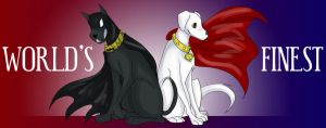 DC - Ace and Krypto by liliy
