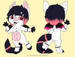 -.Adoptable Auction.- by Chili-Doge