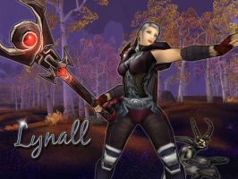 Lynall by Tielle
