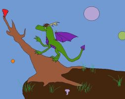 :RP: Pinto's first adventure by ThePoisonDragoness