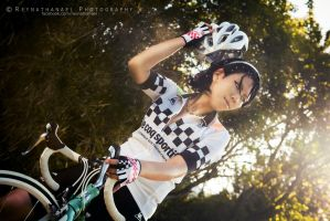 Jinpachi Toudou: Sweat! by ReyNathanael