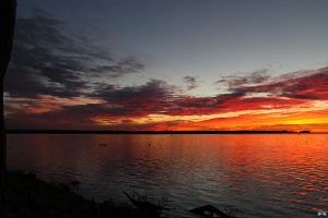 Fall Sunset Series #97 by LifeThroughALens84