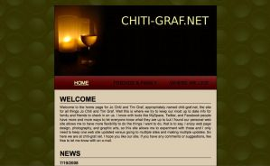 chiti-graf.net redesign by naca0012