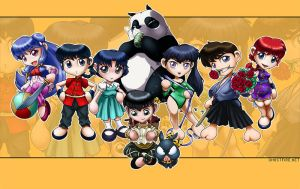 Ranma: Season One by ghostfire