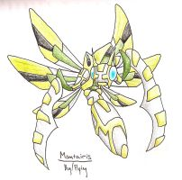 Possible Bug Legend- Mantairis by tk36477