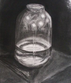 Jar - Light studies. by SebastR021