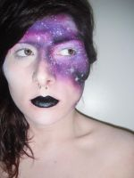 The Hipster Nebula by itashleys-makeup