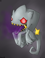 Banette used Poison Gas