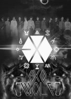 EXO WOLF by ExoticGeneration21