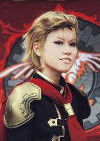 Final Fantasy Type-0: Jack by HaraNatsumi