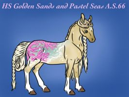 HS Golden Sands and Pastel Seas A.S.66 by BlueLadyAces