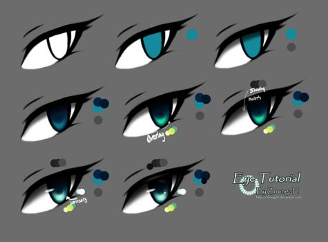 Eyes Tutorial by Ztreng7H