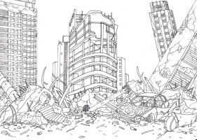 Background apocalyptic by Aries-no-Elka