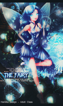 [ Signature #4 ] The Fairy by Hamikachan