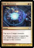 EMP Shockwave by starcraftmtg