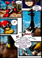 rockman comic pg2 by MoChY