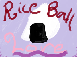 Rice Ball Love by studentsofmanga