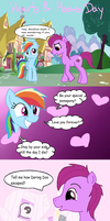 Hearts and Hooves Day by 101sketcher