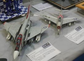 F-4J and FJ-4 by rlkitterman