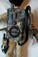 Proton Pack -GB Doll by dollmaker88