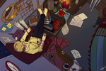Room by Zombiesfrommars