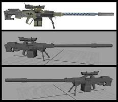 Liya's Sniper Rifle by Art-Minion-Andrew0