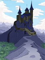 Castle by Transypoo