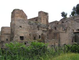 ruins 10 by Caltha-stock